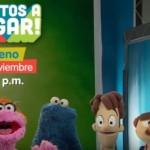 Sesamo  y Canal Once realizan programa contra la obesidad infantil