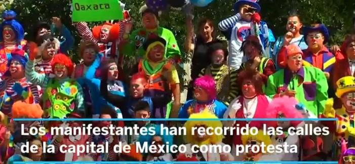 """Payasos se defienden: """"no somos asesinos, somos tus amigos"""""""