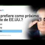 Estadounidenses quieren que Vladimir Putin sea su presidente