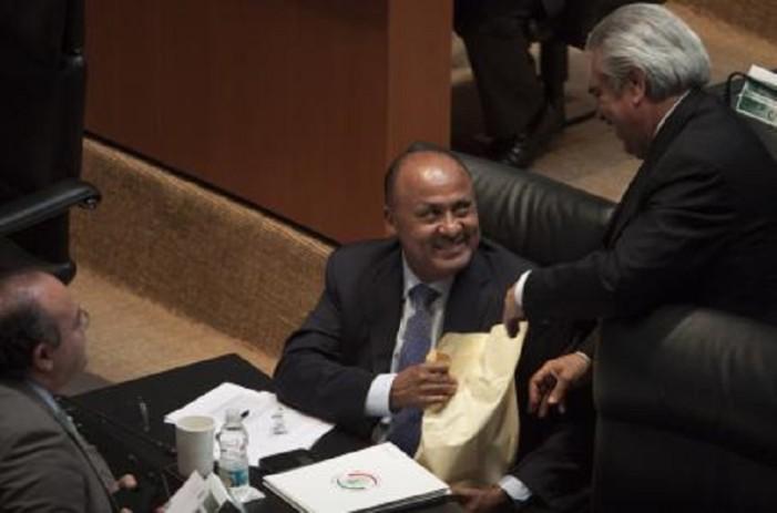 EPN nombra subsecretario de gobernación a René Juárez Cisneros, señalado de corrupto