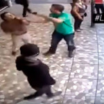 'Lord Pistolita' roba celular en Av Universidad (Video)