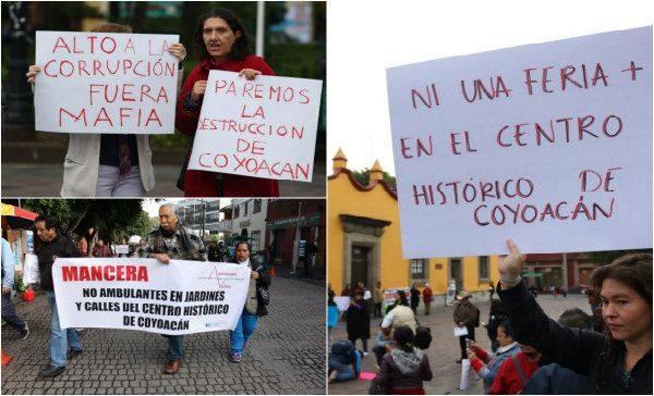 Delegación Coyoacán acusada de corrupción
