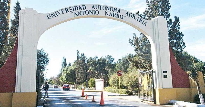 Académicos de la Universidad Antonio Narro emplazan a huelga para febrero