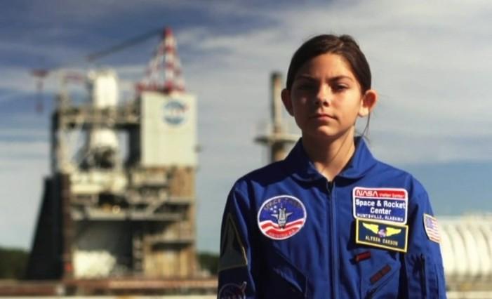 Alyssa Carson, la niña de 15 años que se prepara para morir en Marte