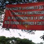 Pobladores de Cuetzalan impugnan permiso a subestación de CFE