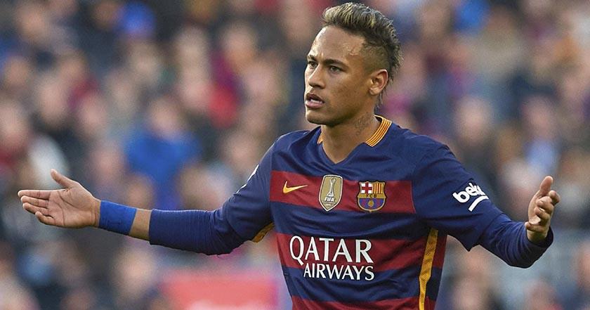 Fiscal español pide dos años de prisión para Neymar futbol barcelona