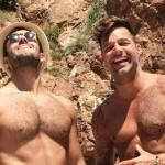 Ricky Martin se casa con su pareja, Jwan Yosef