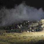 Sigue lucha contra oleoducto en Dakota, 167 heridos