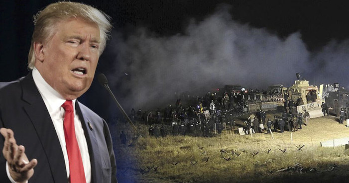 Trump firmará órdenes ejecutivas que empeorarían calentamiento global