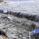 Tsunami amenaza a Fukushima tras terremoto de 7.3