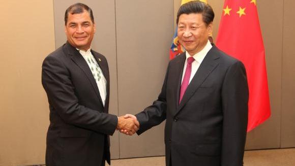 Xi-ji-ping-y-Correa