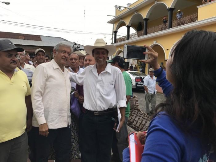 No le harán nada a Duarte porque él financió la campaña de Peña: AMLO