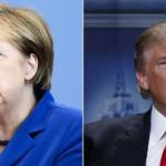 'No habrá tratado de libre comercio entre Unión Europea y EU': Merkel
