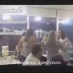"""""""Mexicana de mierda, lárgate a tu país"""": estadounidenses insultan a joven"""