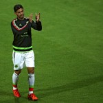 Carlos Vela dejó a la selección para ir al nacimiento de su hijo