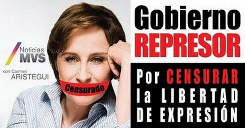 Aristegui es condenada por daño moral