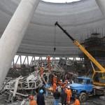 Derrumbe de termoeléctrica deja 67 muertos y 2 heridos en China