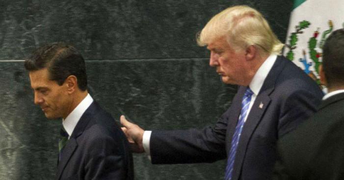 México arrodillado en renegociación del TLC; EU exige 'mayores mejoras'