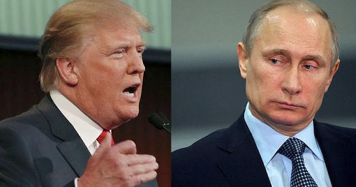 Trump se lanza contra Rusia, lo sitúa como gran amenaza para la OTAN