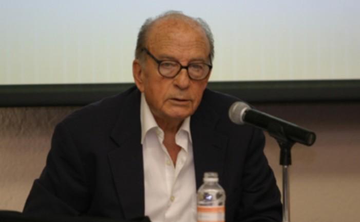 Pablo González Casanova candidato a la presea Belisario Domínguez