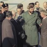 Palabras de un oficial de la KGB sobre Fidel Castro
