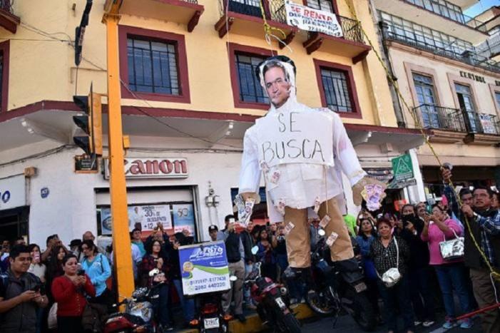 Duarte tampoco pago las tortillas de los penales
