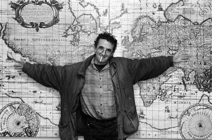 Roberto Bolaño y su 'nuevo libro'