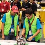 Jóvenes de 14 años representarán a México en robótica en la India