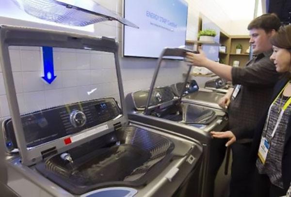 Además de celulares, Samsung sacará del mercado lavadoras