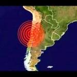 Sismo de 6.4 grados sacude Chile