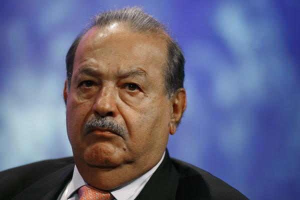 Slim y empresarios mexicanos perdieron miles de millones por el éxito de Trump