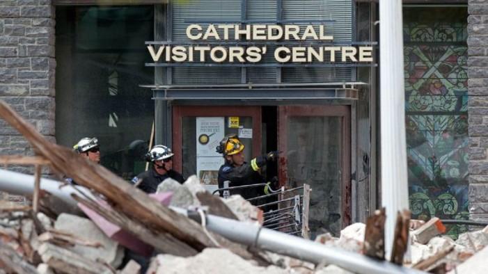 Dos muertos, heridos y daños dejó el terremoto en Nueva Zelanda