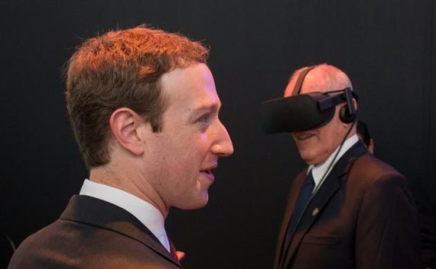 En tiempos de Trump, Facebook pide a líderes mantener conectado al planeta