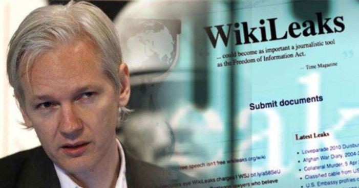 WikiLeaks lanza medio millón de documentos diplomáticos de EU