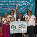 Mujeres yaquis denuncian temer represalias por oponerse a gasoducto