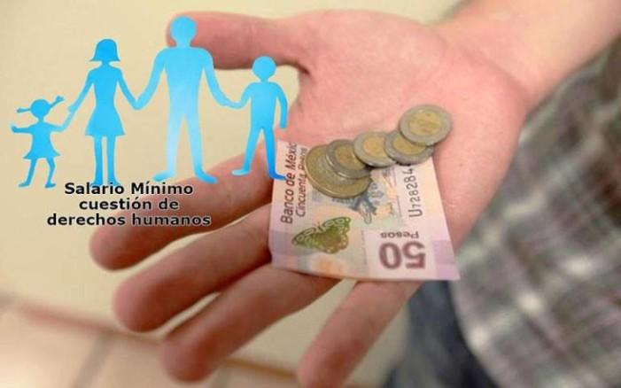Bajo salario mínimo en México es inconstitucional: Demandan a la Conasami ante la SCJN