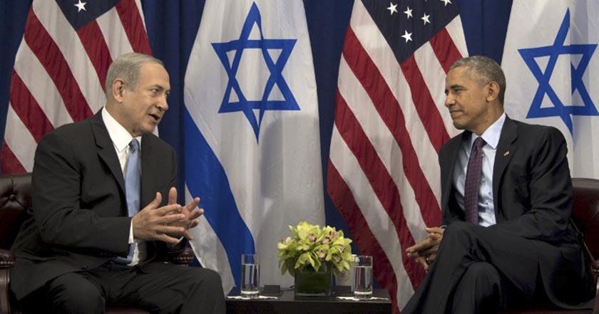 Benjamin Netanyahu israel Barack Obama estados unidos donald trump
