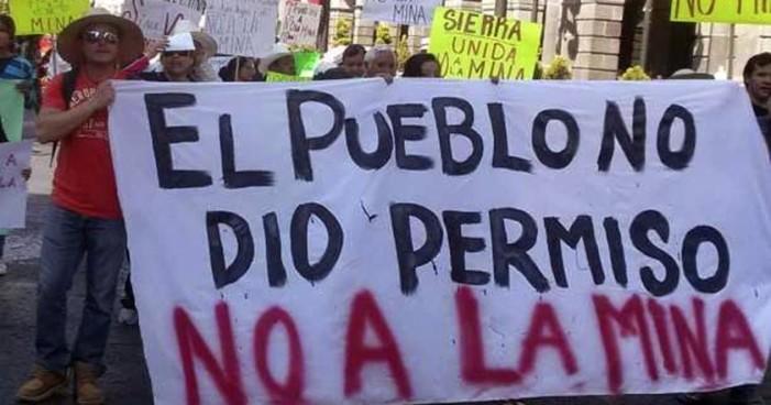 CFE pretende conectar proyectos de muerte en la Sierra Norte de Puebla