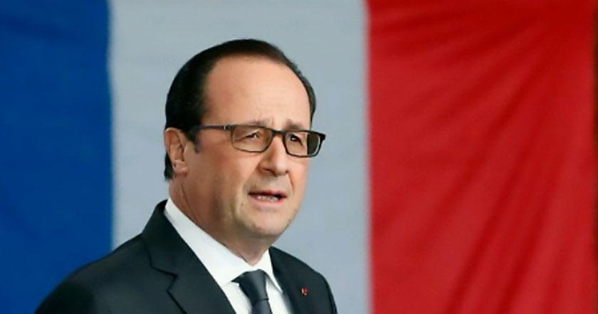 Francois Hollande presidente francia