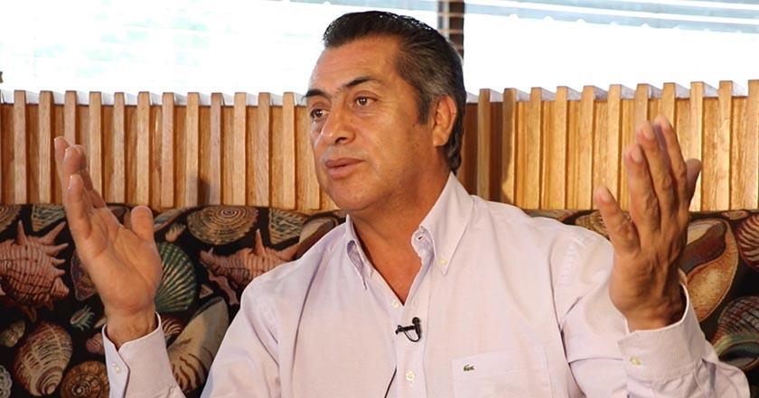 Jaime Rodríguez Calderón, El Bronco nuevo león