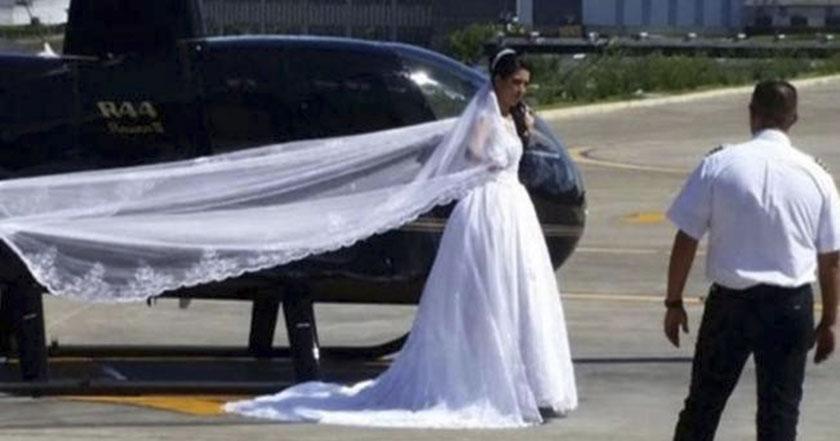 Matrimonio Por Accidente : Muere novia antes de boda en accidente helicóptero