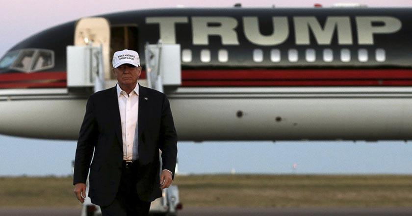 Ni siquiera Donald Trump quiere avión de super lujo