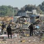 En menos de una semana terminaron peritajes del mercado de Tultepec