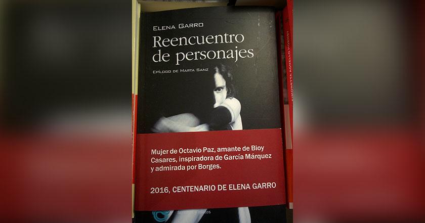 Sexismo llega a la FIL redes se indignan por fajilla en libro de Elena Garro