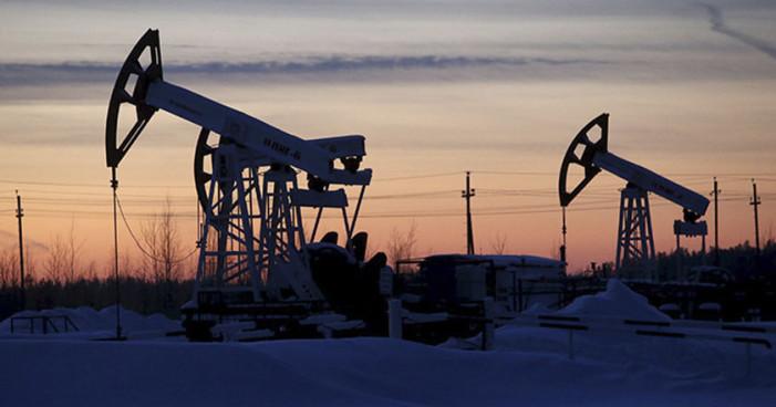 Petróleo en Rusia y en México