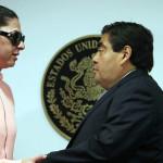 Uno de los agresores de Ana Guevara podría ser policía