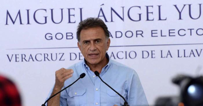Yunes acepta que hay violencia electoral en varios municipios de Veracruz