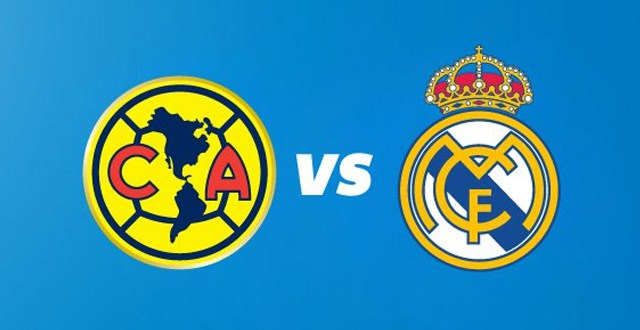 Real Madrid le gana al América y el internet estalla