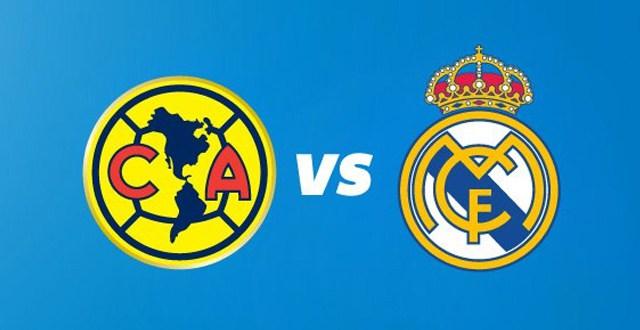 Real Madrid le gana al América y el internet estalla
