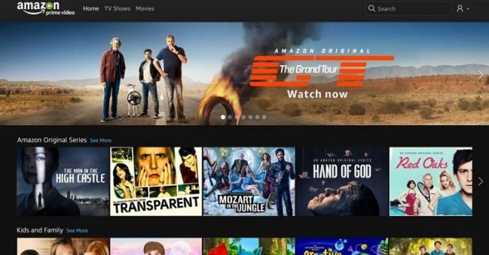 Amazon lanza plataforma estilo Netflix en México